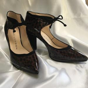 "Sacha London ""Edurne"" Shoes, Size 39."